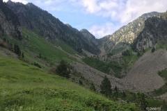 Le vallon du Tuc d'Auribareille